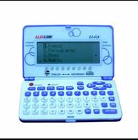 Alfalink EI-428 kamus elektronik kalkulator bahasa inggris indonesia