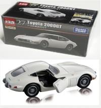 Tomica PREMIUM 27 Toyota 2000GT