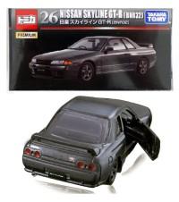 Tomica PREMIUM 26 Nissan Skyline GT-R BNR32 Takara tomy