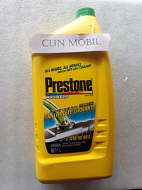 PRESTONE RADIATOR COOLANT ANTIFREEZE WARNA HIJAU 1L