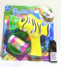 Bubble Gun ( mainan balon ) 5 MATA // PISTOL GELEMBUNG UDARA