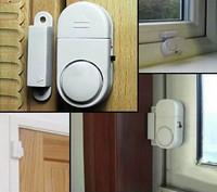 Alarm Bel Keamanan Pintu Jendela Rumah Otomatis Anti Maling Pencuri