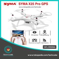 Drone Syma X25 Pro WIFI FPV Double GPS Follow Me Mode Alt X8 Pro X52HD