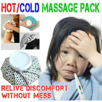 ICE BAG Compress / kantong kompres /alat kompres panas demam anak bayi