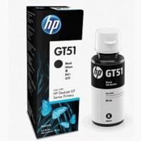 Tinta HP GT51 Black Original Ink Bottle M0H57AA For HP GT5810 GT5820