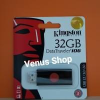 KINGSTON FLASHDISK 32GB USB 3.0 DATATRAVELER DT106 / DT106 ORIGINAL