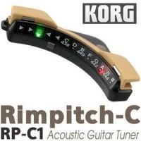 KORG Tuner for Accoustic Guitar Rimpitch C1 pasti murah