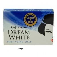 KOJIE-SAN DREAM WHITE ANTI AGING SOAP 135gr