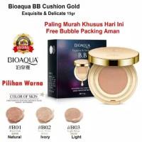 Bioaqua BB Cream Gold Cushion Exquisite & Delicate Original