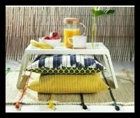 Stock Terbatas Ikea Klipsk Bed/Bed Tray/Meja Lipat/Nampan Bed/Meja
