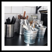 Limited Ikea Ordning Tempat Peralatan Makan - Tempat Sendok - Cutlery