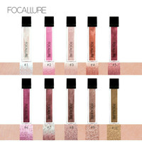FOCALLURE GLITTER & GLOW LIQUID EYESHADOW (FA56)