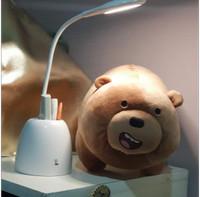 Lampu meja LED portable Miniso lampu belajar lampu baca reading lamp