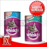 Whiskas Kaleng / Can 400 Gram ( Wet Food )
