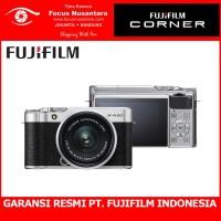 FUJIFILM X-A20 Kit 15-45mm f/3.5-5.6 (Silver) + PWP XF 50mm F/2
