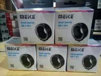 MeiKe Automatic Electronic Auto Focus AF Canon EF EF-S Diskon
