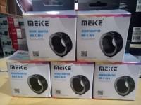 MeiKe Automatic Electronic Auto Focus AF Canon EF EF-S Murah