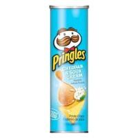 PRINGLES USA Cheddar & Sour Cream 158 Gram