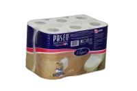 Tissue Paseo Elegant Toilet Roll / Tissue WC 12 Roll