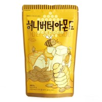 By Tom's Farm Honey Butter Almond 250g (ORI KOREA)