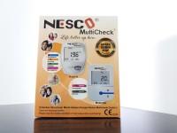 Alat Nesco GCU 3 in 1 Gula , kolestrol , dan asam urat