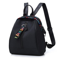 Tas Korea Ransel Wanita Mini Love Color Backpack (LJY05)