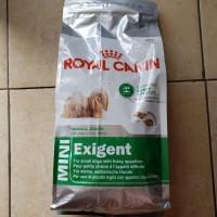 Dog Food - Makanan Anjing - Royal Canin Mini Exigent 2kg