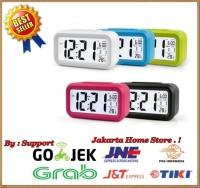 Jam Meja Digital Desktop Smart Clock Alarm