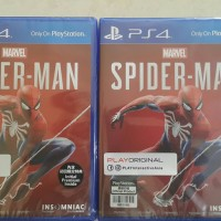 Ready stock Spiderman PS4 reg 3
