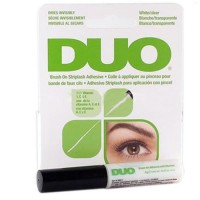 DUO BRUSH ON Striplash Adhesive with Vitamin Eyelash Adhesive CLEAR