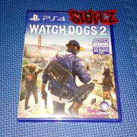 bd ps4 kaset game watch dogs 2