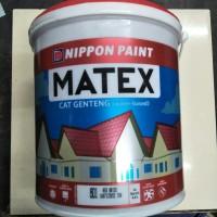CAT GENTENG NIPPON MATEX