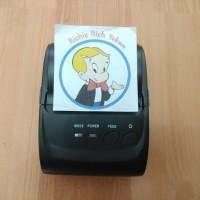 Mini Portable Bluetooth Thermal Receipt Printer Zjiang ZJ-5802