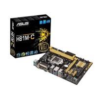 ASUS Motherboard H81M-C (DDR3, LGA 1150)