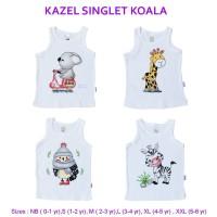 Kazel Singlet Unisex Koala Edition