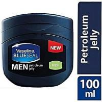 Vaseline Blueseal Petroleum Jelly Men 100 ml