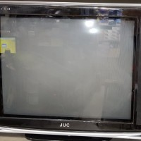 JUC J-2188 Color Television Flat CRT 21 Inch TV Tabung - Kaca - Swings