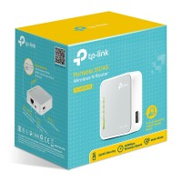 TP-LINK TL-MR3020 | Portable 3G/4G Wireless N Router