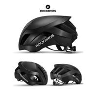 ROCKBROS TT-30 Bike EPS Reflective Helmet 3 in 1 - Helm Sepeda - BLACK