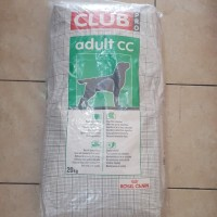 Dog Food - Makanan Anjing - Royal Canin Club Pro 20kg