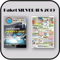 PAKET SILVER IPS / SBMPTN 2019 / BUKU WANGSIT