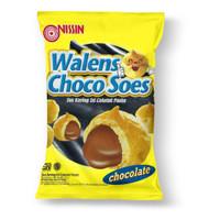 Nissin Wallens Soes Choco 100gr ( Pillow Bag )