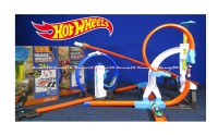 Hot Wheels Stunt Kit Track Builder 24Pcs
