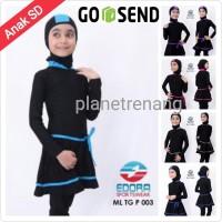 Baju Renang Anak SD Muslimah Muslim Wanita Perempuan Cewek