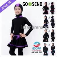 Baju Renang Anak SD Musim Muslimah Wanita Perempuan Cewek