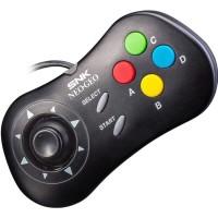 NEOGEO Mini Pad (Black) - Gamepad Controler Neo Geo Hitam