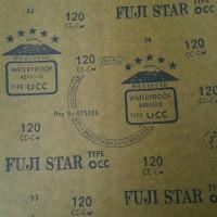 Amplas kertas gosok waterproof fujistar fuji star grid 120