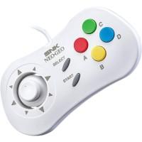 NEOGEO Mini Pad (White) - Gamepad Stik Neo Geo