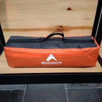 Tenda Eiger Rendezvous 6P Tent Orange 91000 3784 Original Kuat Awet