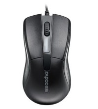 Rapoo N1162 Optical Mouse Wired Black